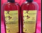 Natural Shampoo & Conditioner Set - Organic - Haircare -