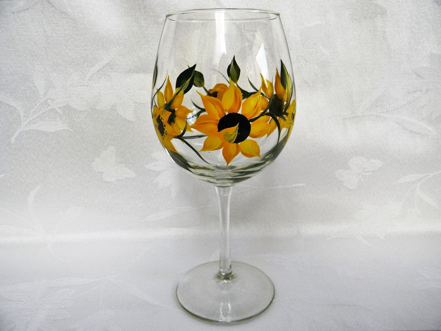 Wine glasses hand painted wine glasses wine glasses with Images of painted wine glasses