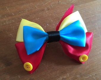 Disney Inpired Pinocchio Hair Bow