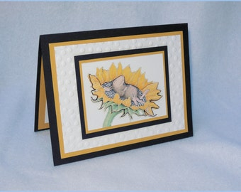 House Mouse - Friendship  Card