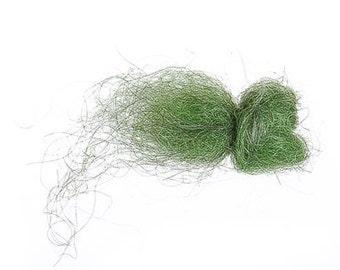 GREEN BLOSSOM- New Zealand/Gotland fleece