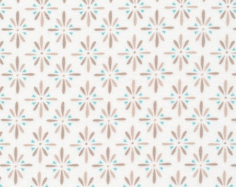 Organic FLANNEL Fabric - Cloud9 Flannel - Burst Gray