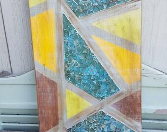 Modern Mosaic/Vintage Vibe