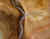 Geology art print A4