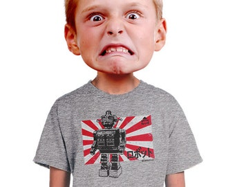 kamikaze robot kids robot t-shirts for science nerds geeks gammers hipsters robot toy collector computer geeks techies star wars fan s-xl