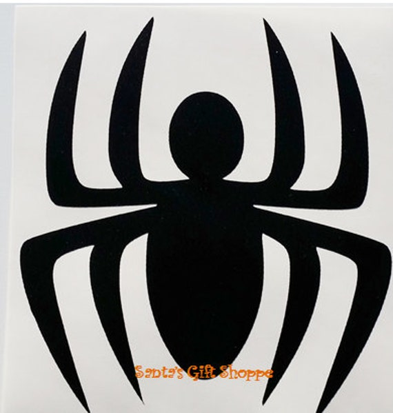 Spider Vinyl Decal Birthday Amp Party Themes Large Spider