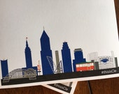Cleveland NotePAD, Paper Pad, Tower City, office gift