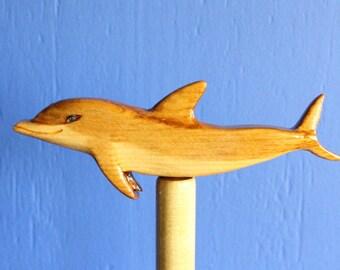 Porpoise, Dolphin Bottle-nosed Paper Towel Holder, Dolphin, Paper Towel Holder, Bottle-Nosed Dolphin, Porpoise Paper Towel Holder