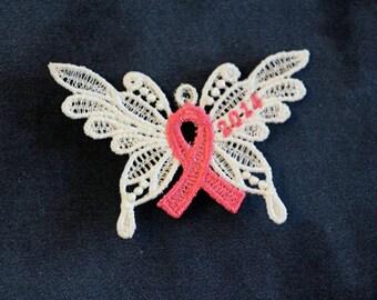 FSL Butterfly Ornament