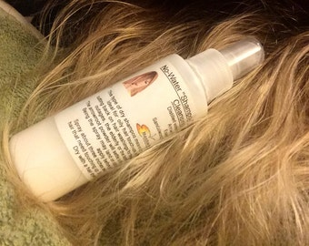 Dry Hair Shampoo, Spray, Deodorizing, No Mess Spray, Camping, Travel, Emergency kit, Touch ups