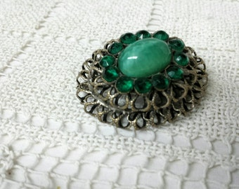 Kandell and Marcus N.Y Brooch