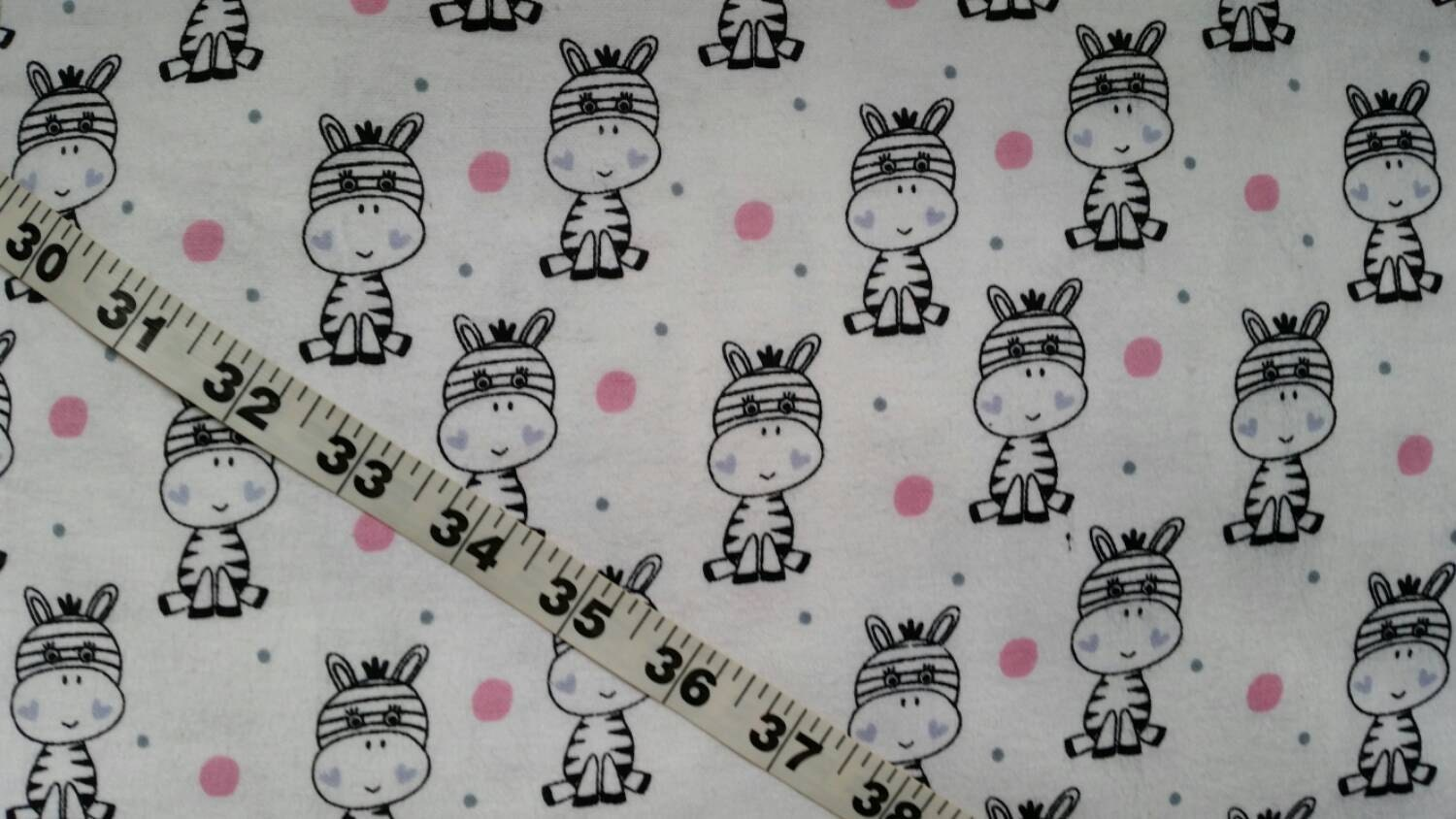 Kids flannel fabric with zebras horse heart dot cotton print for Kids horse fabric