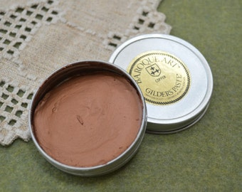 Copper Wax Paste Gilders Paste® 1.5-ounce Сanister Paint