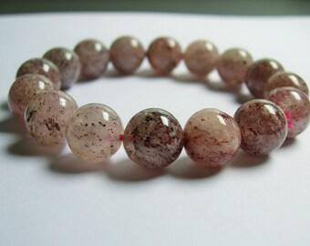 Lepidocrosite - 1 set - 16 beads - 12.5mm  - 44.3 grams - LPS4