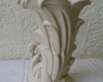 Mccoy Swan Vase