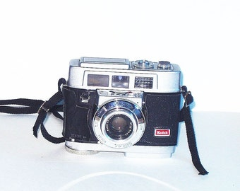 Vintage Camera Kodak Motormatic 35 F Retro Photography Retro Camera