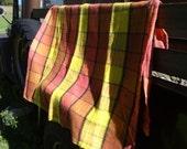 Vintage Fall Blanket
