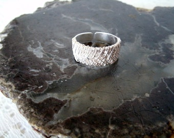 Woven Spell Ring, wiccan jewelry pagan jewelry wicca jewelry goddess jewelry witch witchcraft magic metaphysical wiccan ring