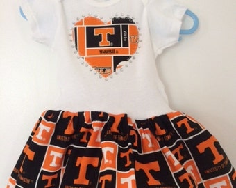 University of Tennessee  Dress