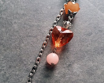 Princess (in autumn) - SINGLE Ear Cuff silver plated / no piercing required
