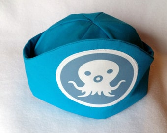 Captain Barnacles Cap Sailor Hat sizes 2 yrs through 5 yrs