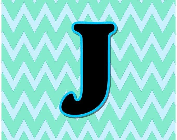 Letter J Digital Download