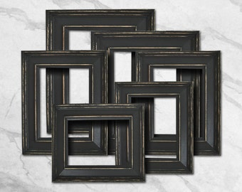 Picture Frames Picture Frame Set Black Picture Frame Collage Rustic Picture Frame Shabby Chic Picture Frame 8x10 5x7 4x6 Picture Frame