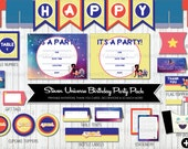 Steven Universe Printable Party Pack (unofficial)