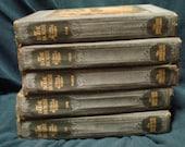1920s Children's Books The Bookhouse by Olive Beaupre Miller Volumes 2 - 6 Children's Literature Vintage Children's Books