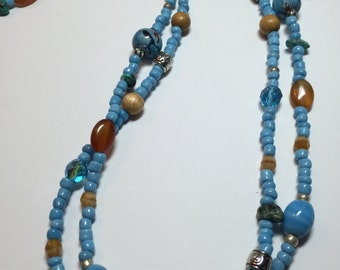 Wrap Around Necklace