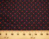 Fabric - Tiny Apples by Cranston   1 yard