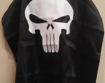 Punisher Inspired Cape
