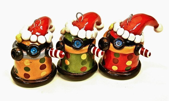 Dalek Christmas Ornament