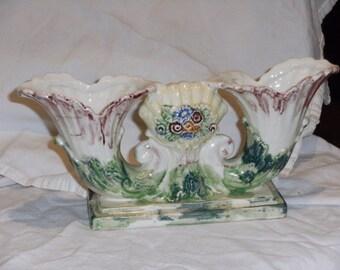 Vintage Double Vase Made in Japan