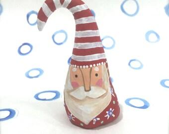 Santa Claus Figurine Red
