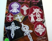 Marks of Faith Vol. II - Crochet Bookmarks - Ornaments - Annie Potter Designs - Crochet