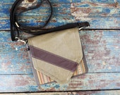 NEW Leather Travel Bag Cross Body Shoulder Bag for Camera Accessories Messenger Ostrich