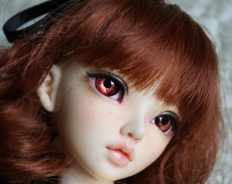 BJD eyes Doll eyes Hand made available in 12/14/16/18/20/22/24mm Mudblood made to order