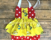Curious George Tunic Set