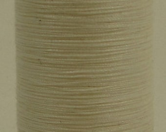 Organic Thread, 300 yards/spool, 100% Organic Cotton, Multi-Purpose, GOTS Certified, Natural