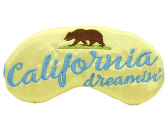 California Dreamin' Sleep Mask