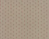 Le Marais - Fleur de Lis in Roche by French General for Moda Fabrics