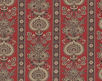 Le Marais - Lazare in Rouge by French General for Moda Fabrics