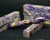 "Resin / Acrylic Pen Blank ... ""Creamy Purple"""
