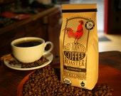Ethiopia Sidama - 12oz Fair Trade, Organic, Whole Bean Coffee - light/medium roast