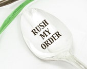 Add a Rush to Your Order