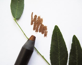 Burnished Bronze - Natural Mineral Eye Liner Pencil