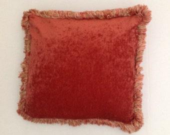 Designer Medium Rose Throw Pillow - Set of 2