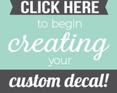 customize wall decal custom wall decals create your own quote custom vinyl decal