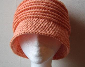 cloche hat pattern etsy